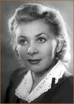 Серова Валентина