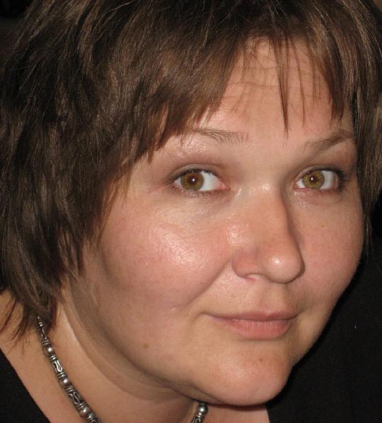 Воронова Анна